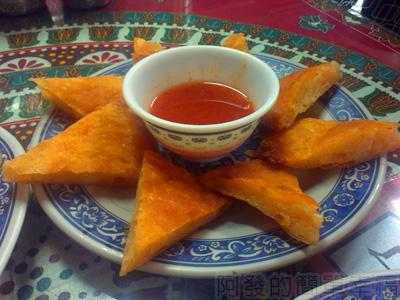 泰國小館17-月亮蝦餅