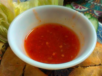泰國小館18-泰式甜辣醬