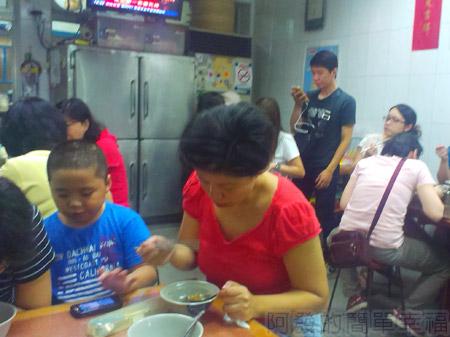 樂華夜市-潮州肉圓05用餐區
