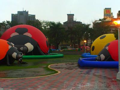 紙風車台灣動物昆蟲創意展07-瓢蟲家族