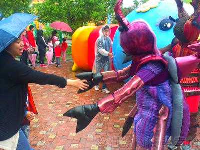 紙風車台灣動物昆蟲創意展30-動物昆蟲大遊行