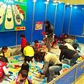 多美火車展21-火車試玩區