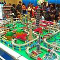 多美火車展24-中央展區