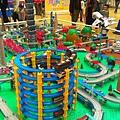 多美火車展25-中央展區