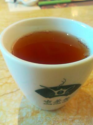 喫茶趣06-人蔘烏龍茶