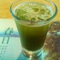 喫茶趣09-前菜-抹茶蜂蜜醋飲