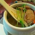 喫茶趣18-湯品-玄米香蕈上湯