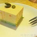 喫茶趣25-甜品-抹茶南瓜起司