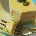 喫茶趣26-甜品-抹茶南瓜起司