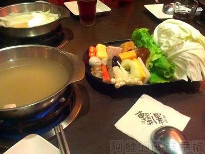 台中輕井澤13-梅花豬肉和風燒鍋