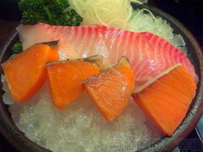 台中輕井澤16-雙拼鮮魚切片