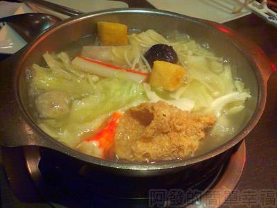 台中輕井澤18-和風燒鍋