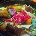 台中輕井澤22-霜降牛肉壽喜燒鍋