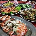改建後的富基魚港13品嚐鮮美及平價的海鮮料理