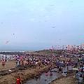 改建後的富基魚港19石門風箏節