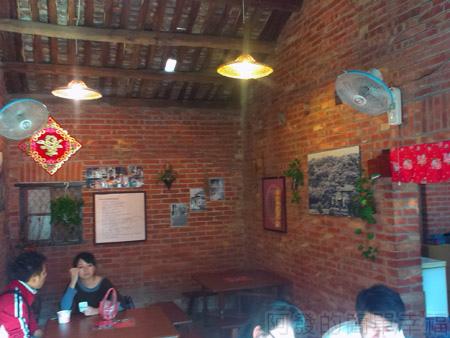 南庄老街12桂花朵朵用餐處