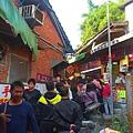 南庄老街04桂花巷入口處