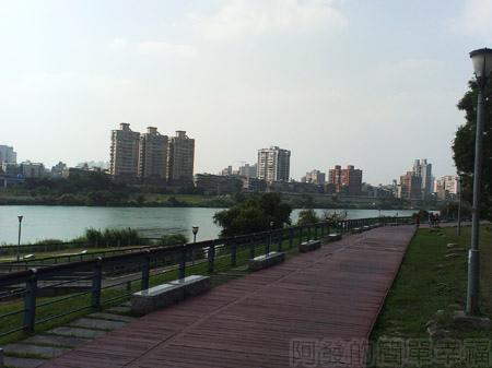 古亭河濱公園15永福橋往古亭河濱公園