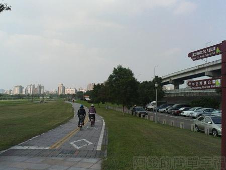 古亭河濱公園16永福橋往古亭河濱公園