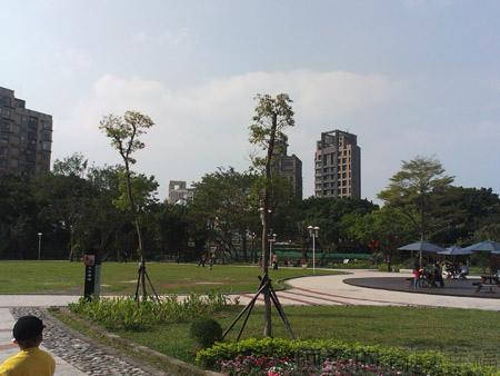 古亭河濱公園29台北市客家文化中心