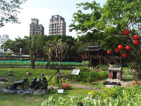 古亭河濱公園30台北市客家文化中心