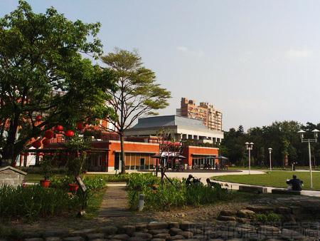 古亭河濱公園31台北市客家文化中心