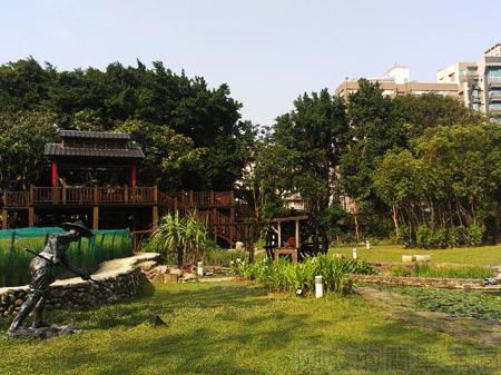 古亭河濱公園32台北市客家文化中心