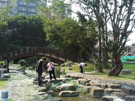 古亭河濱公園33台北市客家文化中心
