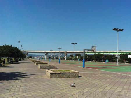 大臺北都會公園05-疏洪親水公園-籃球場