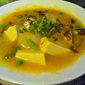 淡水-紅樓中餐廳25海鮮豆腐煲.jpg