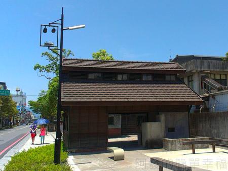 宜蘭火車站南側鐵路局舊宿舍區01