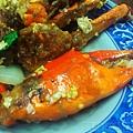 貢寮-黑白毛海鮮19-洋蔥炒蟹