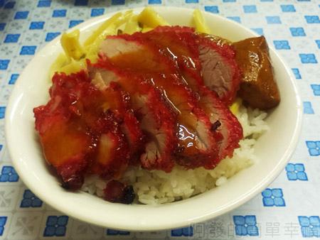 古早味鹹湯圓18紅燒肉飯