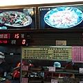 斗煥坪水餃館06廚房和出菜櫃檯