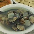 斗煥坪水餃館18蛤蜊湯