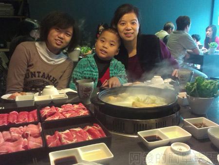 品火鍋-帝王蟹鍋物10陸續上菜