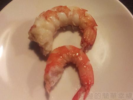 品火鍋-帝王蟹鍋物29大明蝦與活跳蝦