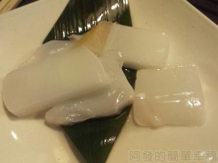 品火鍋-帝王蟹鍋物34曼波魚皮