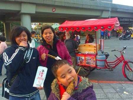 台北市-豬血幫米血糕08