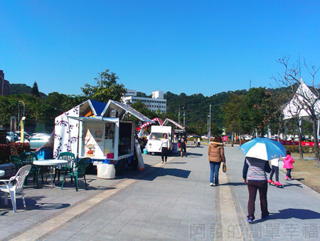 新店陽光運動園區22餐飲休憩區
