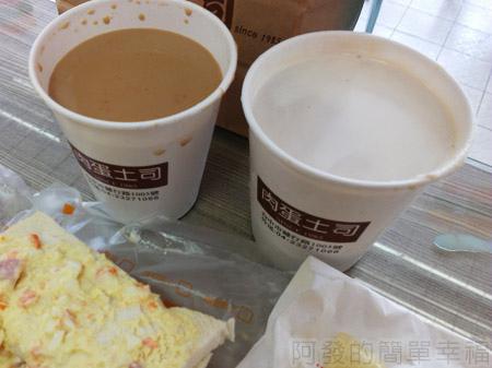 肉蛋土司中西式早餐12冷熱飲