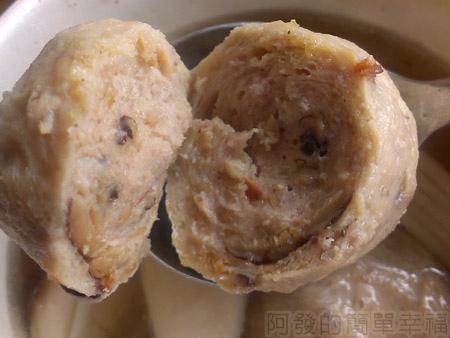 台中新社採菇趣16百菇莊-香菇丸湯