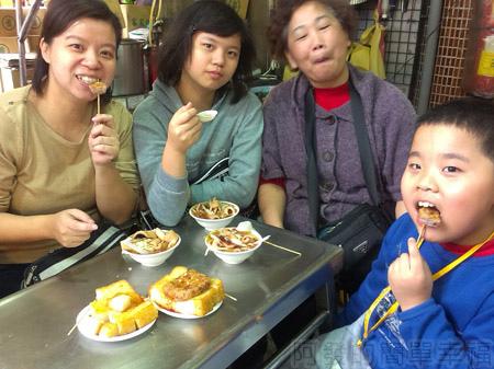 黃石市場-生炒魷魚炸蘿蔔糕19