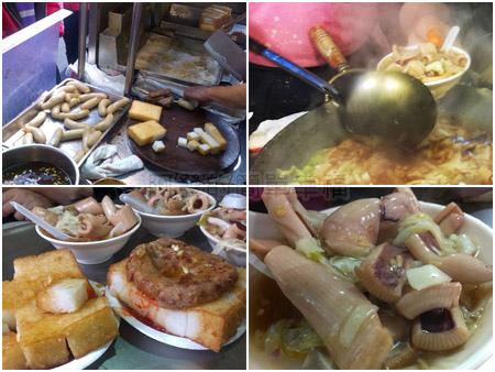 黃石市場-生炒魷魚炸蘿蔔糕all
