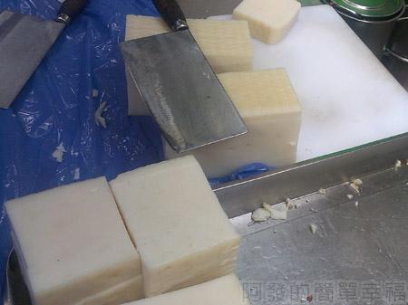 黃石市場-生炒魷魚炸蘿蔔糕05