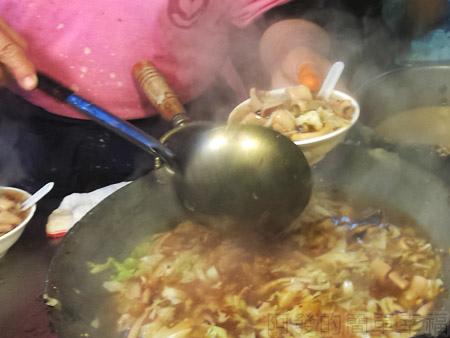 黃石市場-生炒魷魚炸蘿蔔糕08