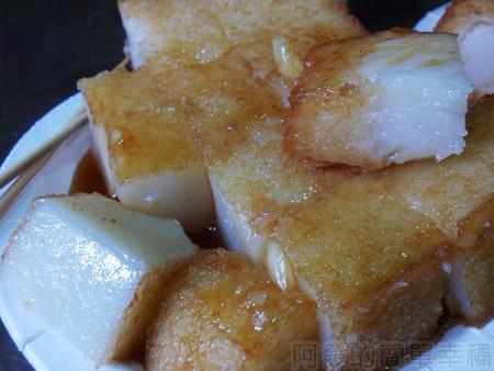 黃石市場-生炒魷魚炸蘿蔔糕13