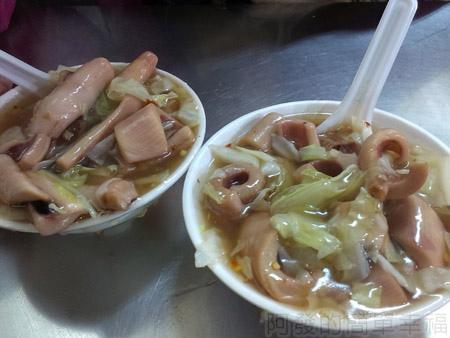 黃石市場-生炒魷魚炸蘿蔔糕15