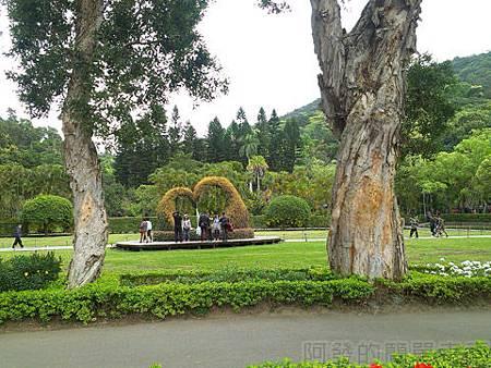 2014士林官邸玫瑰花展21主題花園