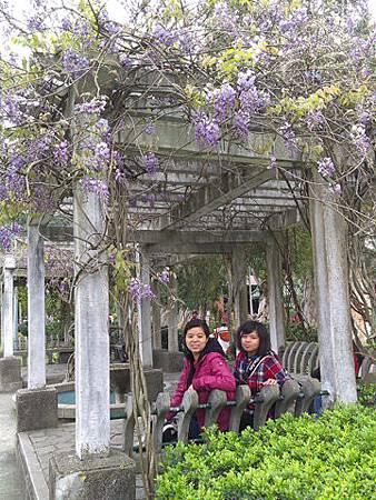 2014士林官邸玫瑰花展23西式庭園涼亭